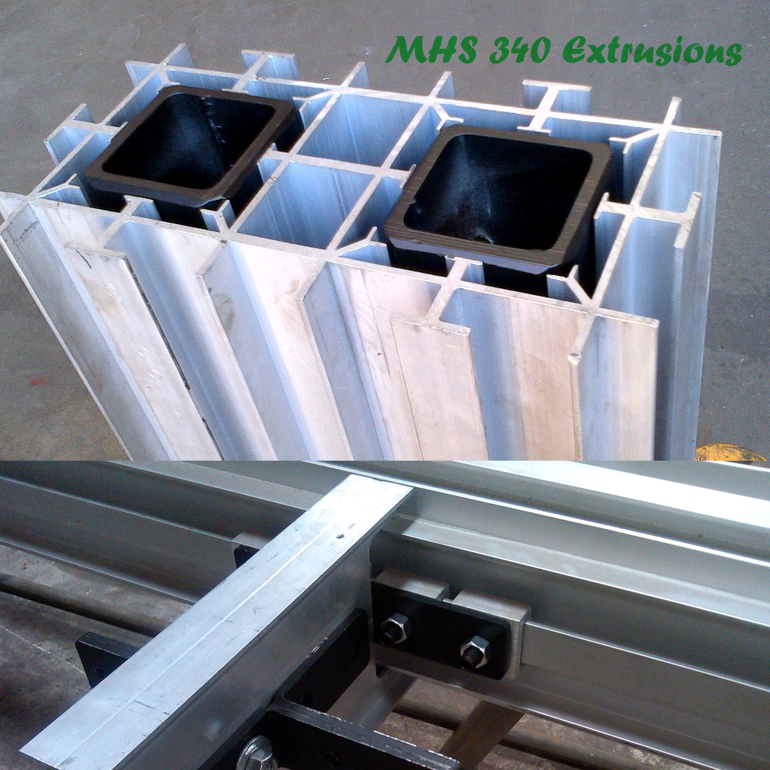 Mhs Building Systems Structural Aluminum Framing